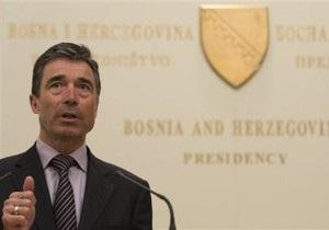 Расмуссен намерен сделать главным приоритетом деятельности НАТО создание системы ПРО