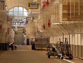 Торговцы пытались взять штурмом Черкизовский рынок в Москве