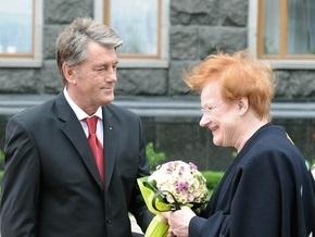 Финляндия поддерживает стремление Украины к интеграции в Евросоюз