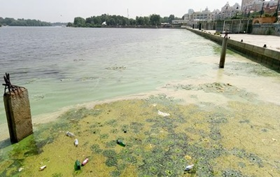 Река Днепр на грани экокатастрофы - аудит