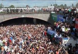 МИД: Среди погибших и пострадавших на фестивале Love Parade в Дуйсбурге украинцев нет