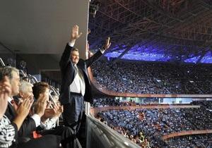 Мэр Донецка не знает, пойдет ли Янукович на футбол в день инаугурации