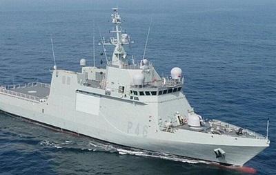У Чорне море увійшов іспанський військовий корабель