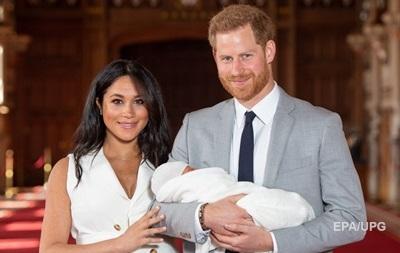 Меган Маркл и принц Гарри соврали об имени своей дочери - СМИ