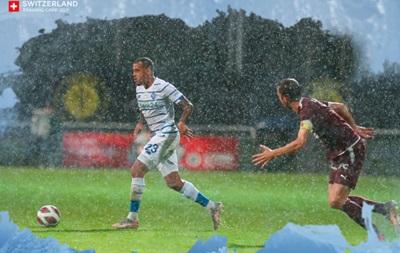 Дебютний гол Шкуріна приніс Динамо нічию у матчі із Серветтом