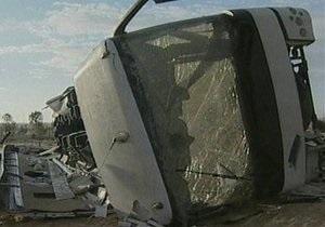 В аварии в Анталье погибли 16 российских туристов