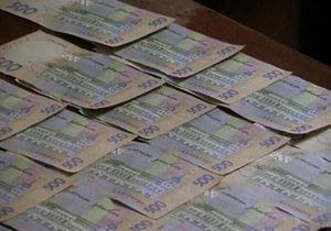 Кабмин до конца года обещает подготовить стратегию по борьбе с коррупцией