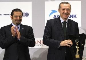 Сирия, Ливан, Иордания и Турция создают зону без виз