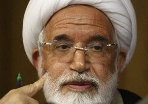 Власти Ирана посадили лидера оппозиции под домашний арест