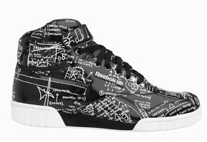 Коллекция Reebok х Basquiat осень-зима 2009