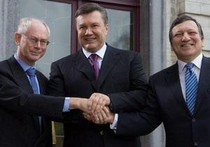 Ъ: В обмен на безвизовый режим ЕС требует от Украины масштабных изменений