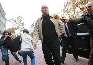 Турчинов в третий раз приехал на допрос в СБУ