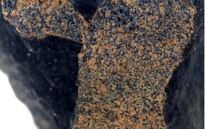 Знайдено метеорит, старший від Землі