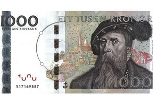 Скандинавские деньги оказались самыми грязными в Европе