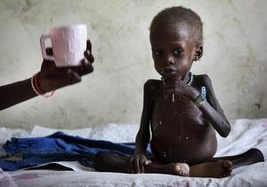 Фотогалерея:  Самое голодное место на Земле. Репортаж из Акобо