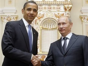 Обама поблагодарил Путина за хорошую погоду