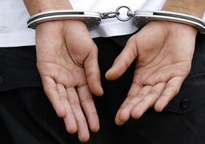 Милиция задержала убийцу донецкого милиционера