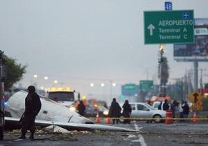 В Мексике разбился грузовой Airbus A-300: погибли шесть человек