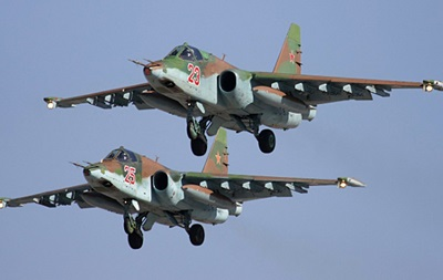 РФ перекинула штурмовики Су-25 на навчання біля Афганістану