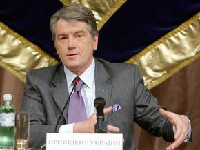 После Пасхи Ющенко даст большую пресс-конференцию
