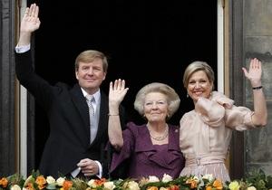 Члены парламента Нидерландов присягнули на верность новому королю