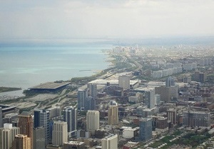 В 77 километрах от Чикаго произошло землетрясение