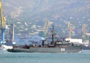 СМИ: Москва не успевает построить новую базу для Черноморского флота