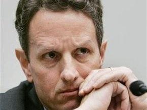 Назначение Гайтнера на пост главы минфина США повлияла на фондовые рынки