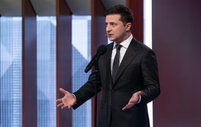 Украина не оставит жителей ОРДЛО - Зеленский