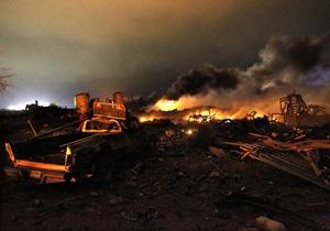 Взрыв на химическом заводе в Техасе: новые данные о жертвах
