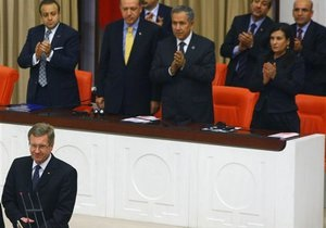 Президент Германии призвал турецких иммигрантов усердней учить немецкий язык