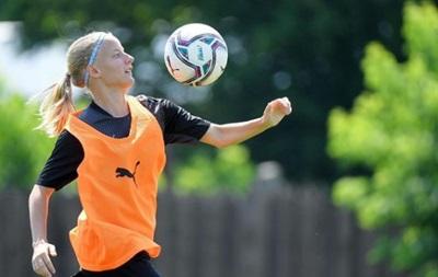 Футболистка Шахтера отметилась невероятным голом ударом скорпиона