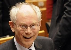 Депутат Европарламента назвал президента ЕС человеком с  харизмой мокрой тряпки