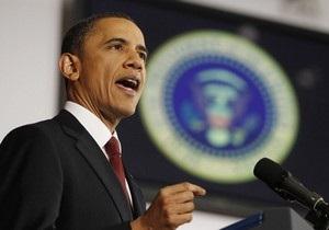 Обама назвал намерение Палестины стать членом ООН  отвлекающим фактором