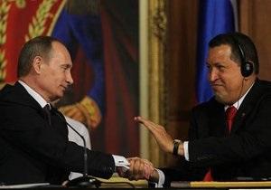 Россия предоставит Венесуэле кредит в 2,2 млрд долларов