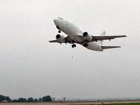 Рейс Ереван-Днепропетровск осуществил аварийную посадку
