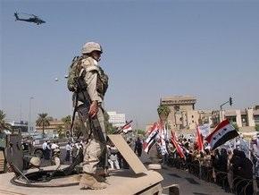 Власти Ирака одобрили проведение референдума о досрочном выводе американских войск