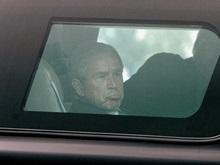 У Белого дома арестован мужчина, угрожавший Бушу