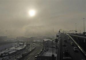 Атмосферное давление в Москве бьет рекорды