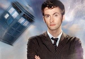 Королевская почта Британии увековечит Доктора Кто