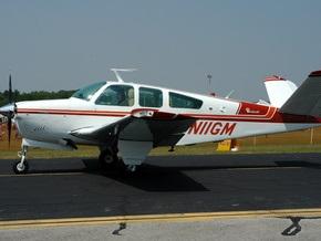В США разбился самолет, погибли три человека