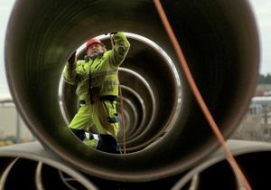 Газпром возобновил поставки газа в Европу через Беларусь