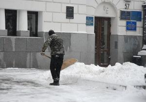 В Киеве к Евро-2012 на объектах архитектуры отремонтируют информационные указатели