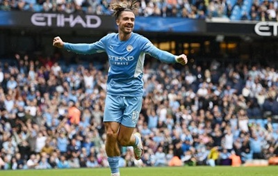 Гріліш забив дебютний гол за Манчестер Сіті