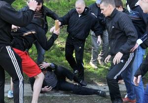 Прокуратура пообещала разобраться во всех нарушениях 9 мая во Львове