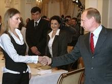 Фотогалерея: Путин и Кабаева