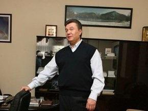 БЮТ: Янукович идет в президенты, чтобы не возвращать Межигорье