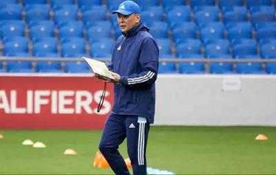 Головний тренер збірної Казахстану перед грою з Україною захворів на COVID