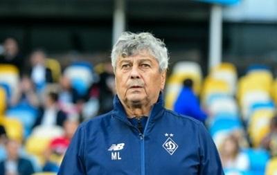 Луческу оцінив гру Динамо в матчі проти Колоса