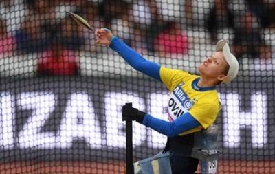 Лебедєва - срібна призерка Паралімпіади-2020 року, Овсія виграла бронзу